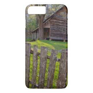 USA, Tennessee, Cabin In Cades Cove iPhone 7 Plus Case