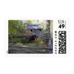 USA - Tennessee. Cable mill in Cades Cove area Postage