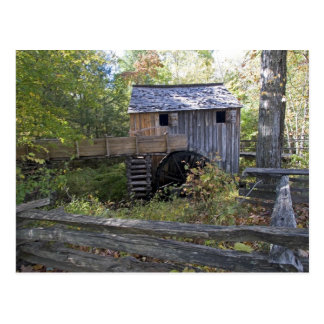 USA - Tennessee. Cable mill in Cades Cove area Postcard
