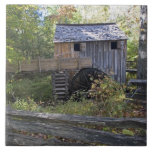 USA - Tennessee. Cable mill in Cades Cove area Ceramic Tiles