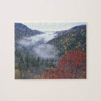 USA, Tennessee, Great Smokey Mountains National Jigsaw Puzzle