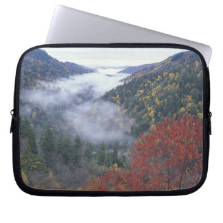 USA, Tennessee, Great Smokey Mountains National Laptop Sleeve