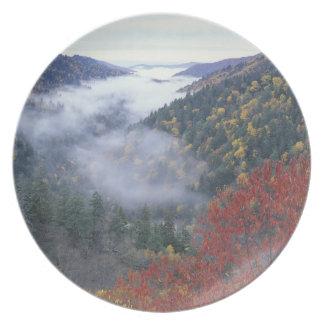 USA, Tennessee, Great Smokey Mountains National Plate