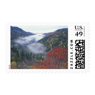 USA, Tennessee, Great Smokey Mountains National Stamp