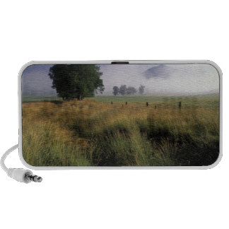USA, Tennessee, Great Smokey Mountains Laptop Speaker