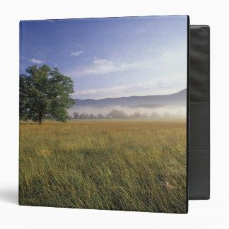 USA, Tennessee. Great Smokey Mountains Vinyl Binders