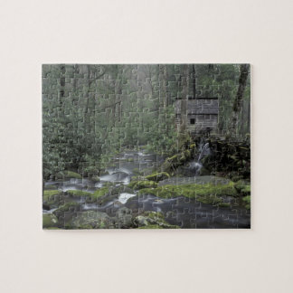 USA, Tennessee, Great Smoky Mountains National 3 Jigsaw Puzzle