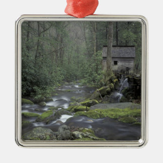 USA, Tennessee, Great Smoky Mountains National 3 Metal Ornament