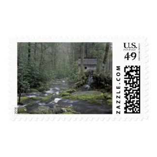 USA, Tennessee, Great Smoky Mountains National 3 Postage