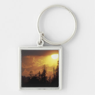 USA, Tennessee, Great Smoky Mountains NP. 2 Keychain