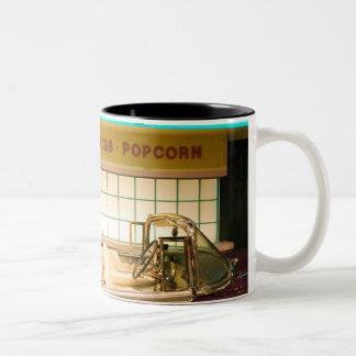USA, Tennessee, Memphis: Elvis Presley Two-Tone Coffee Mug