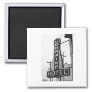 USA, Tennessee, Memphis: National Civil Rights 2 Inch Square Magnet