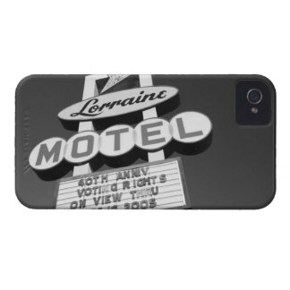 USA, Tennessee, Memphis,National Civil Rights Case-Mate iPhone 4 Case