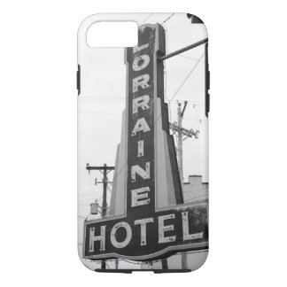 USA, Tennessee, Memphis: National Civil Rights iPhone 7 Case