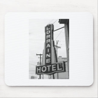 USA, Tennessee, Memphis: National Civil Rights Mouse Pad