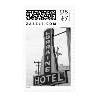 USA, Tennessee, Memphis: National Civil Rights Postage