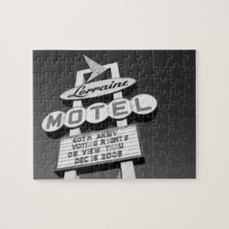USA, Tennessee, Memphis,National Civil Rights Jigsaw Puzzles