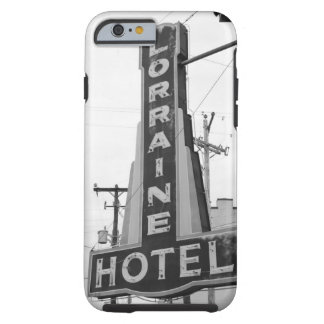 USA, Tennessee, Memphis: National Civil Rights Tough iPhone 6 Case