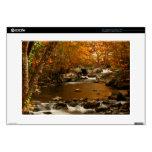 USA, Tennessee. Rushing Mountain Creek 3 Laptop Skin