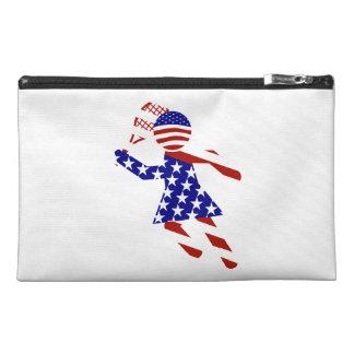 USA Tennis Player - Women's Tennis Travel Accessory Bags