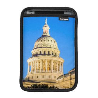 USA, Texas, Austin. Capitol Building (1888) 2 iPad Mini Sleeve