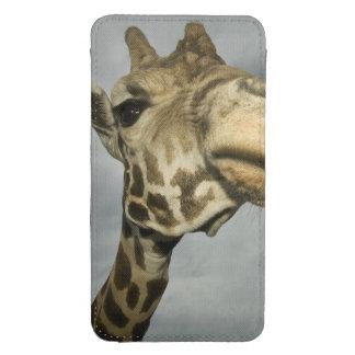 USA, Texas, Fossil Rim Wildlife Area, giraffe Galaxy S4 Pouch