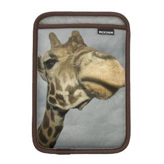 USA, Texas, Fossil Rim Wildlife Area, giraffe iPad Mini Sleeve