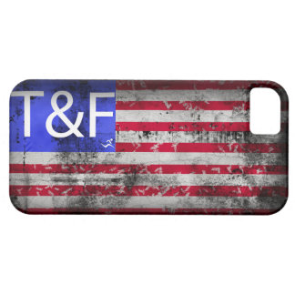 USA TF (USA Track and Field) iPhone 5/5S Case