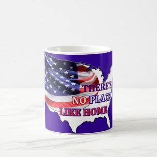 USA - There s No Place Like Home Mug