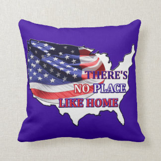 USA - There's No Place Home American MoJo Pillows