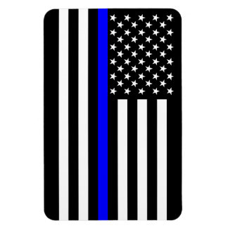 USA Thin Blue Line Magnet