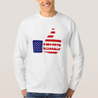USA Thumbs Up T-Shirt