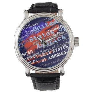 USA timepiece Wrist Watch