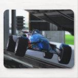 Usa Trackmania Stadium Car Mouse Pad