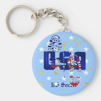 USA training motivational gifts and gear Keychain