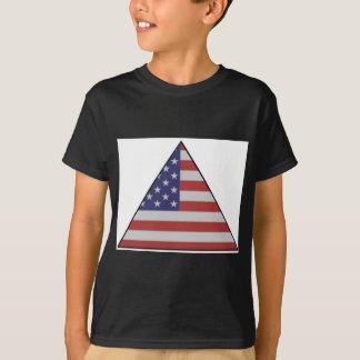 USA TRIANGLE.jpg T-Shirt