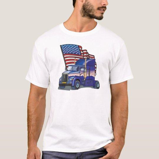 USA Truck Driver T-Shirt