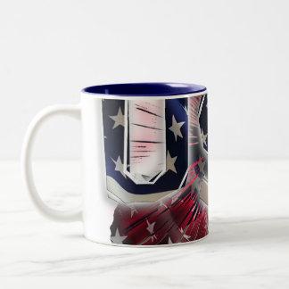 usa Two-Tone coffee mug