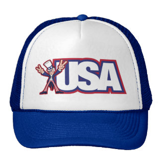 USA -Uncle Sam - hat