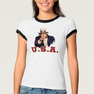 USA Uncle Sam T-Shirt