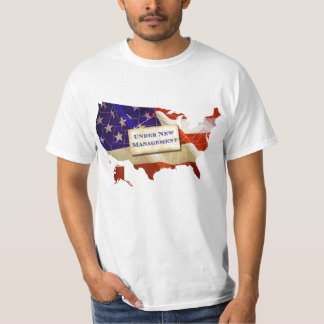 USA: Under New Management T-Shirt