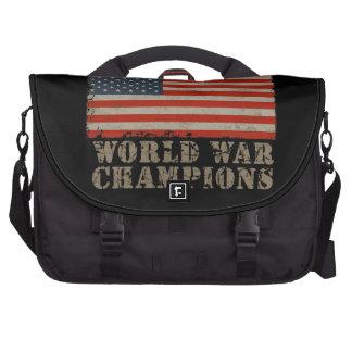 USA Undisputed World War Champions Commuter Bags