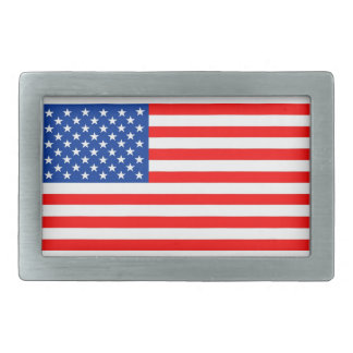 usa united states of america country flag belt buckle