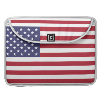USA United States of America Flag 15 inch MacBook Pro Sleeve