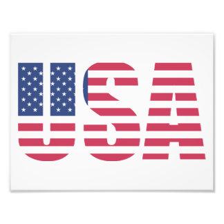 USA United States of America Photo Print