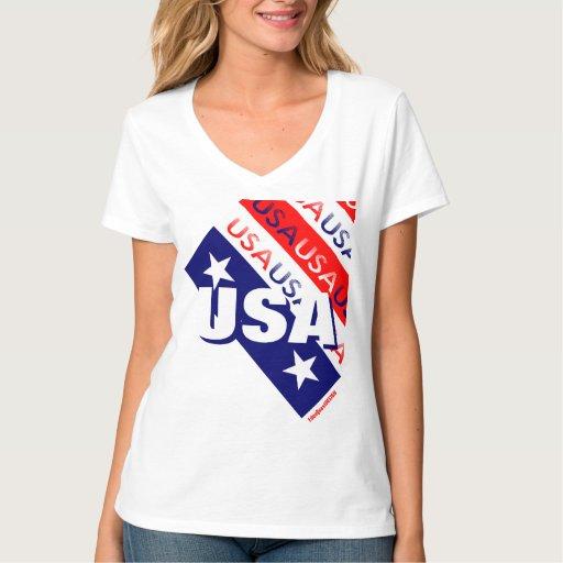 """""""USA-USA-2 """" TSHIRT"""
