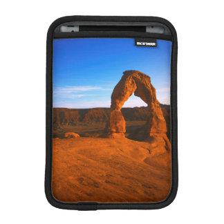 USA, Utah, Arches National Park, Delicate Arch iPad Mini Sleeve