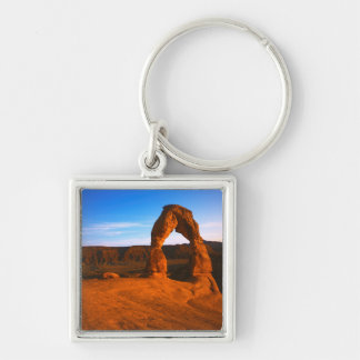 USA, Utah, Arches National Park, Delicate Arch Keychain