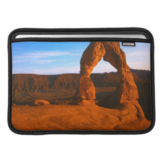 USA, Utah, Arches National Park, Delicate Arch MacBook Air Sleeve