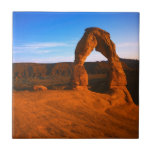 "USA, Utah, Arches National Park, Delicate Arch Tile<br><div class=""desc"">Charles Gurche / DanitaDelimont.com USA,  North America,  Utah</div>"